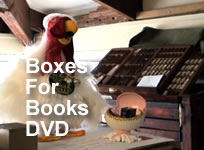Boxes for BooksDVD